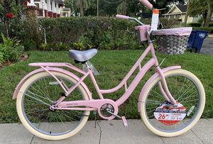 """Brand New Ladies Classic Cruiser for Someone 5'2-5'10"""" Tall for Sale in Tampa, FL"""