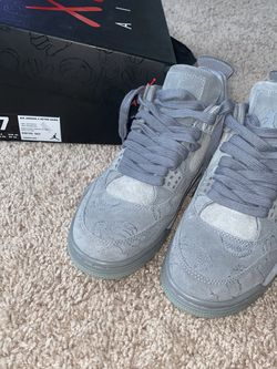 Nike Air Jordan 4 Kaws Size 7 Brand New W/ Box NO TRADES NO MEET UPS for Sale in Murfreesboro,  TN