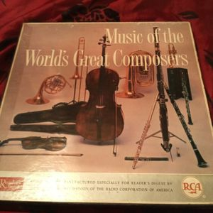 Vintage Music Of The World's greatest Composers for Sale in Port St. Lucie, FL