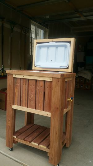 Brand new custom-made cooler for Sale in Denver, CO