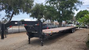 2018 44ft gooseneck trailer for Sale in Fontana, CA