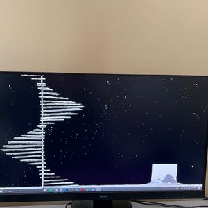 "DELL 27"" 144hz GREAT CONDITION for Sale in La Habra, CA"