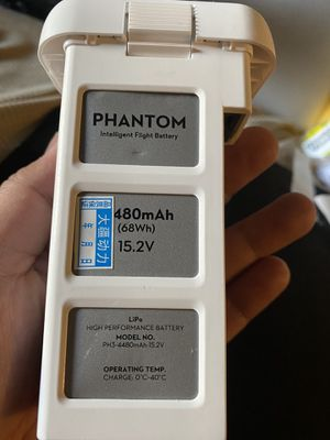 Phantom 3 pro Battery for Sale in Los Angeles, CA