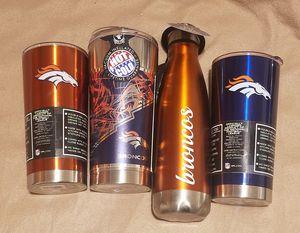 Denver Broncos Tumblers for Sale in Denver, CO