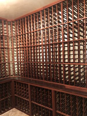 Wine Room Shelving for Sale in Simi Valley, CA