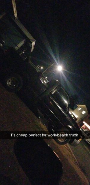 Ford ranger 1999 3.0 v6 beach / work truck for Sale in Kahuku, HI