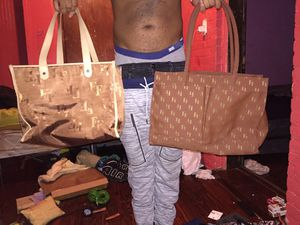 Fendi bags package deal 2 for 130 for Sale in Washington, DC