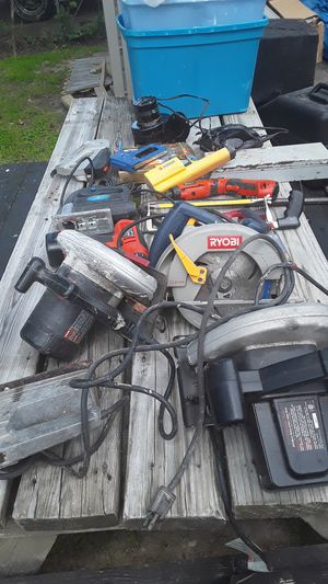 Used power tools any 2 pieces for $30 for Sale in District Heights, MD