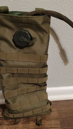 Molle Hydration Pack, Never Used for Sale in San Bernardino,  CA