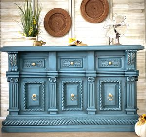 Gorgeous Buffet Table/Server/Tv Console Cabinet/Dresser/Sideboard for Sale in Chino, CA
