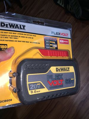 Dewalt batería 9.0 for Sale in Adelphi, MD