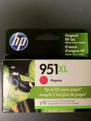 HP ink for Sale in Garland, TX