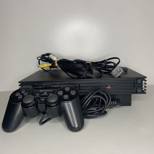 Fat PS2 Tested And Works for Sale in Phoenix, AZ