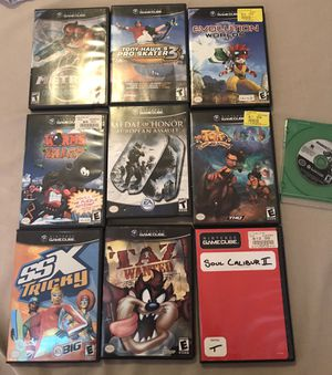 Nintendo GameCube Lot for Sale in St. Louis, MO