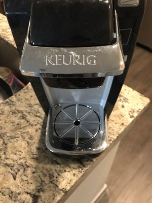 Mini black keurig for Sale in Dallas, TX