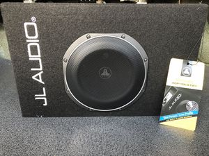 JL Audio ACP108LG-W3V3 powered subwoofer for Sale in Columbus, OH