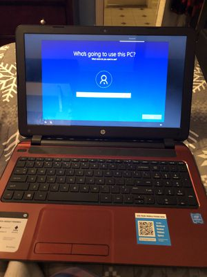 HP Notebook - 15-f272wm (ENERGY STAR) for Sale in Alexandria, VA