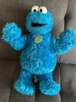 Build a bear 2005 limited edition cooking monster new with tag for Sale in Fresno, CA