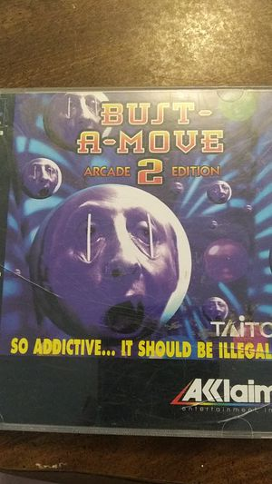 Bust a Move 2 PS1 Game for Sale in Miamisburg, OH