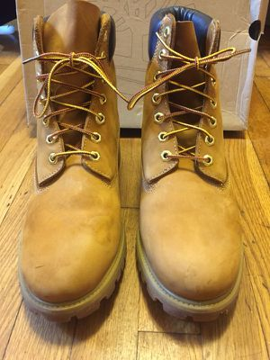 Timberland construction Boots for Sale in New York, NY