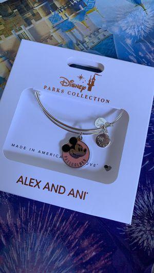 Alex and Ani Disney bracelet for Sale in Sunnyvale, CA