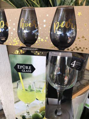 Wine glasses for Sale in Dallas, TX