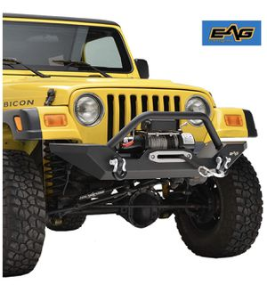 Brand New JEEP Wrangler TJ YJ 87-06 Front Bumper for Sale in Colton, CA