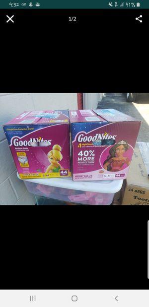 Goodnite diapers for Sale in Dallas, TX