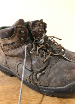 Vintage Redwing work boots for Sale in Seattle, WA