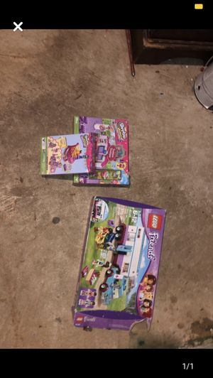 Shopkins & Lego Friends for Sale in Dundalk, MD