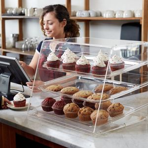3 Tray Pastry display case for Sale in San Francisco, CA