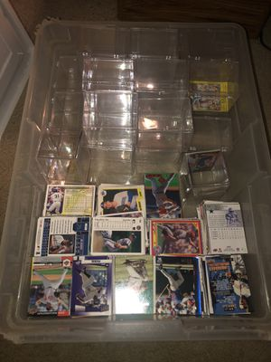 Baseball/Football cards, read description for Sale in Lugoff, SC