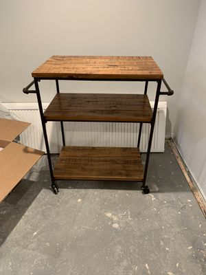 Kitchen Island from Hobby Lobby for Sale in Rahway, NJ