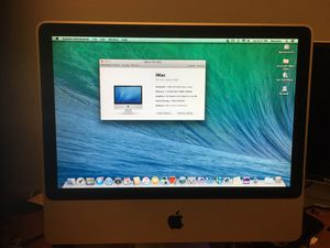 iMac + MS Office for Macs for Sale in Milford Mill, MD