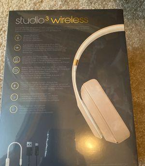 BEATS studio 3 wireless headphones for Sale in Los Angeles, CA