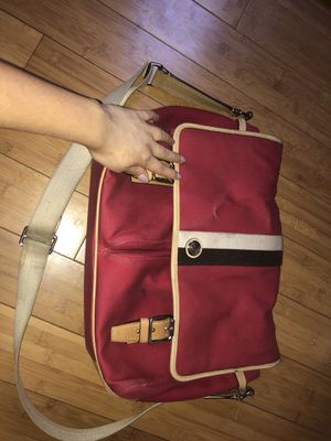 Coach messenger school bag for Sale in Los Angeles, CA