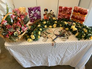 Assorted Handmade Floral Decorations for Sale in Vista, CA