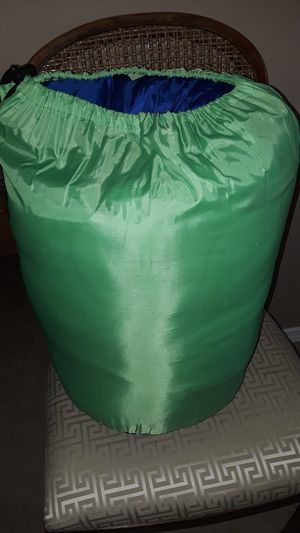 Warmfoot sleeping bag (never used ) for Sale in Clearwater, FL