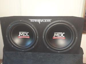 MTX Audio for Sale in San Fernando, CA