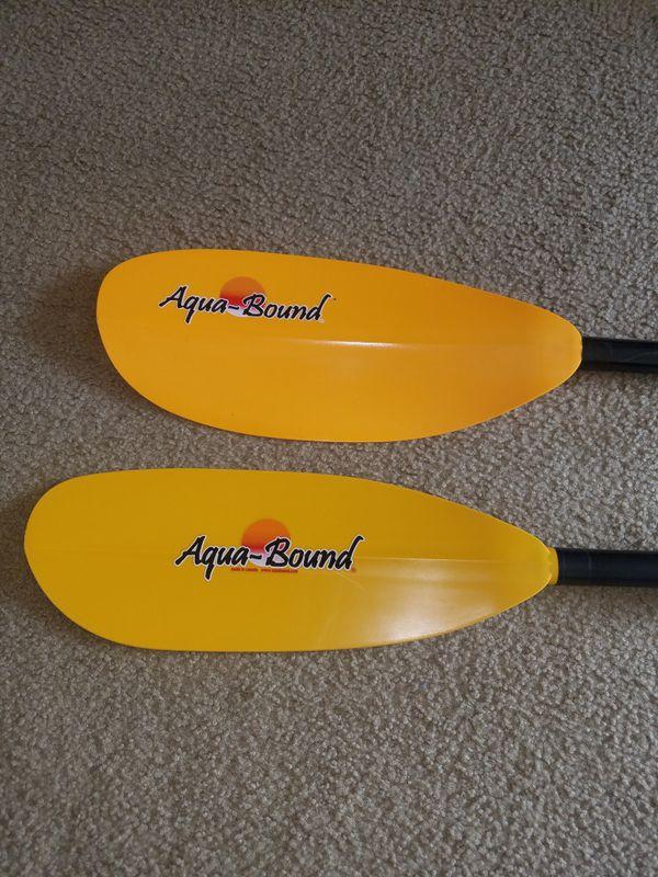 AQUA BOUND Manta Ray Aluminum PADDLES