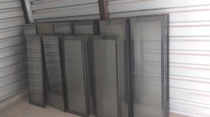 Tempra glass office furniture for Sale in Oklahoma City, OK