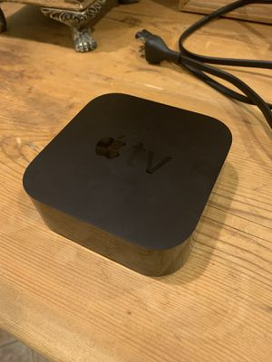 Apple TV 4th gen 32GB 1080p for Sale in Charlotte, NC