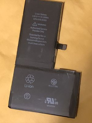 IPhone X Battery for Sale in Mesa, AZ