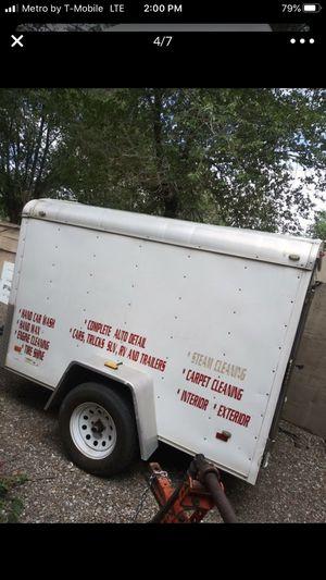 Enclosed trailer for Sale in Albuquerque, NM
