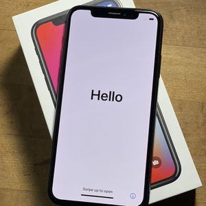 iPhone X 64GB Unlocked - No Face ID for Sale in St. Cloud, FL
