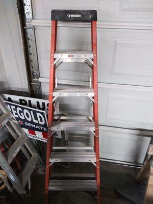6 foot ladder for Sale in Tewksbury, MA
