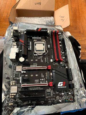 Gigabyte ga h170 gaming 3 for Sale in Nanticoke, PA