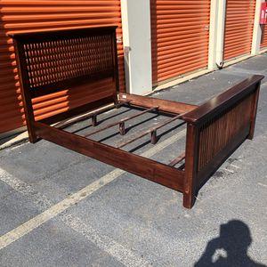 Queen Bed Frame for Sale in Woodbridge, VA