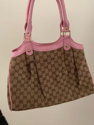 Gucci Bag (Pink & Brown) for Sale in Richardson, TX
