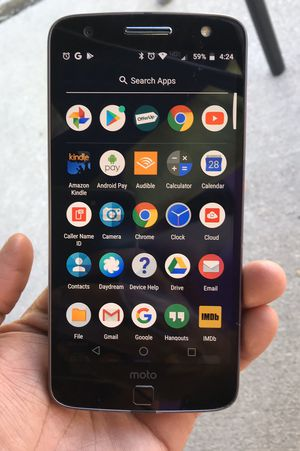 Free Moto Z & Free Service for Sale in San Francisco, CA